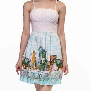 Retrolicious Alice's Adventures Dress